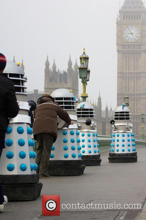 Londoners were in for a surprise on Sunday...