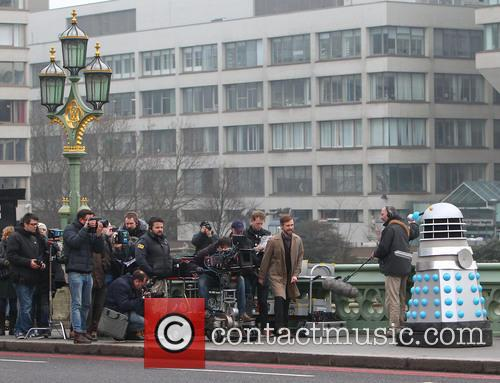 Doctor Who and Cast members 3