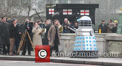 Doctor Who and Cast members 4