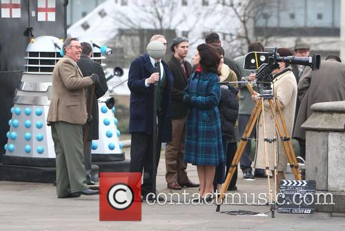 Doctor Who and Cast members 5
