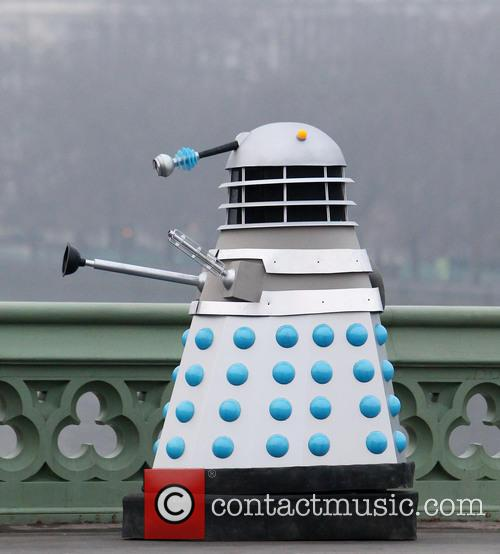 Filming, Westminster Bridge, Doctor Who, An Adventure and Time And Space 6