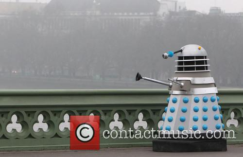 Filming, Westminster Bridge, Doctor Who, An Adventure and Time And Space 1