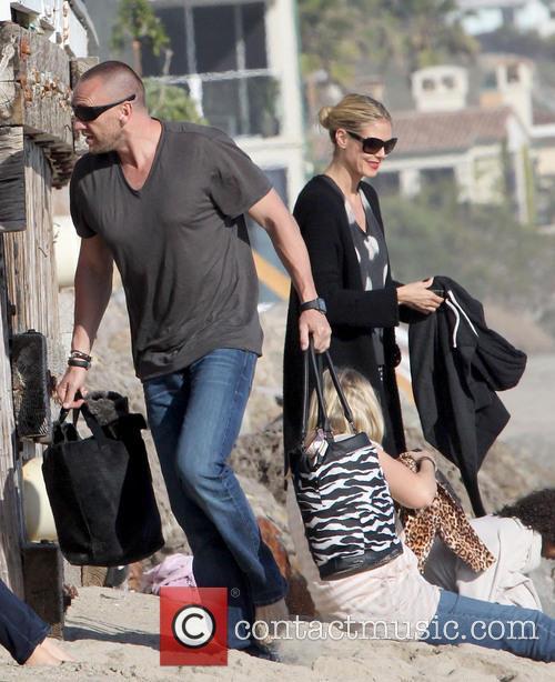 Martin Kristen and Heidi Klum 2