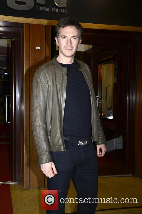 James D'Arcy attends the screening of 'Cloud Atlas'...