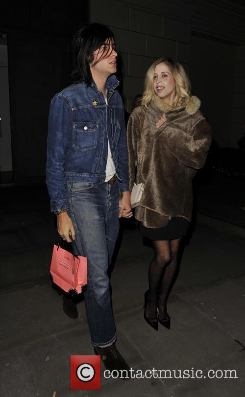 Peaches Geldof and Husband Tom Cohen 2