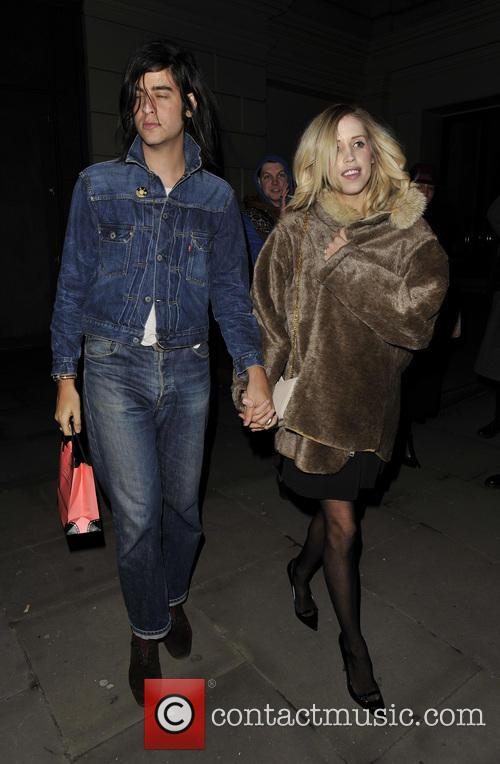 Peaches Geldof and Husband Tom Cohen 3