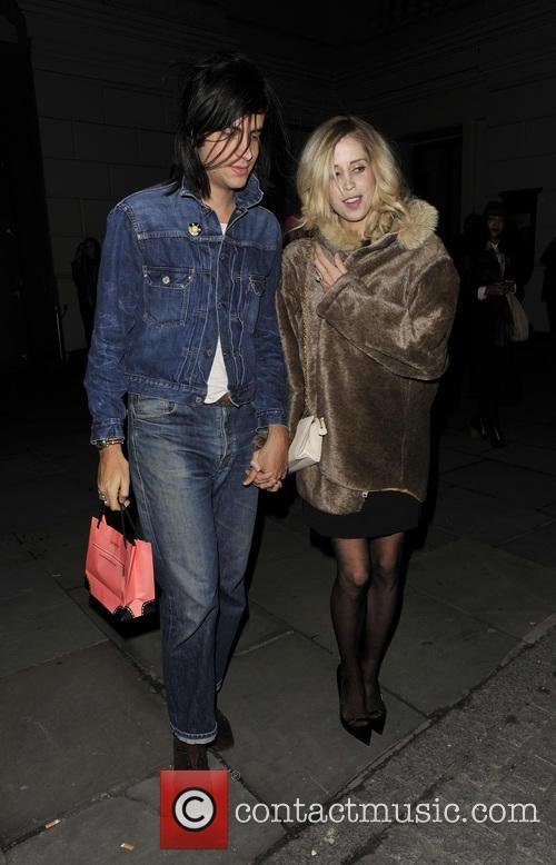 Peaches Geldof and Husband Tom Cohen 6