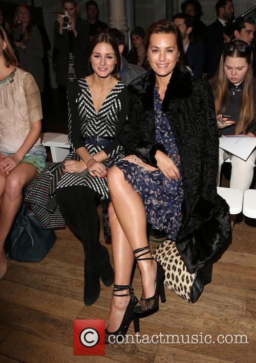 Olivia Palermo and Yasmin Le Bon 5