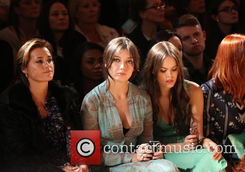 Yasmin Le Bon, Daisy Lowe and Atlanta De Cadenet 3