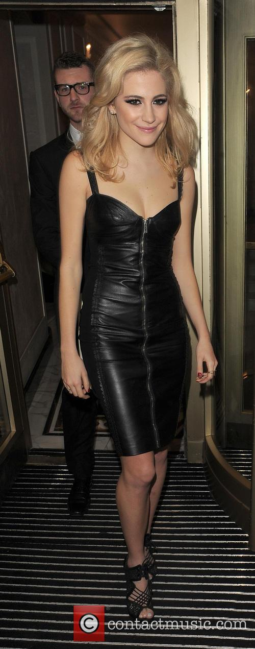 Pixie Lott, London Fashion Week