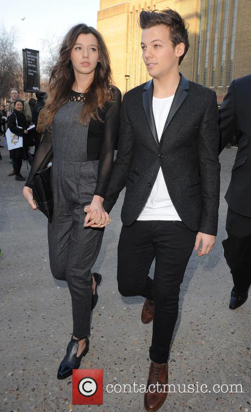 Louis Tomlinson and Eleanor Calder 2