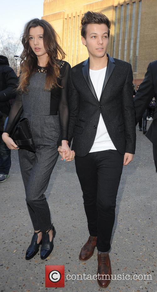 Louis Tomlinson and Eleanor Calder 3