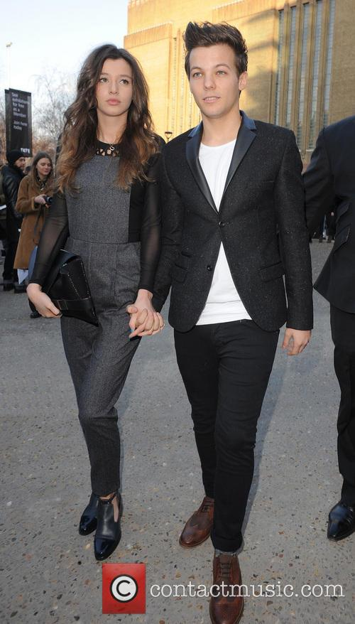Louis Tomlinson and Eleanor Calder 4