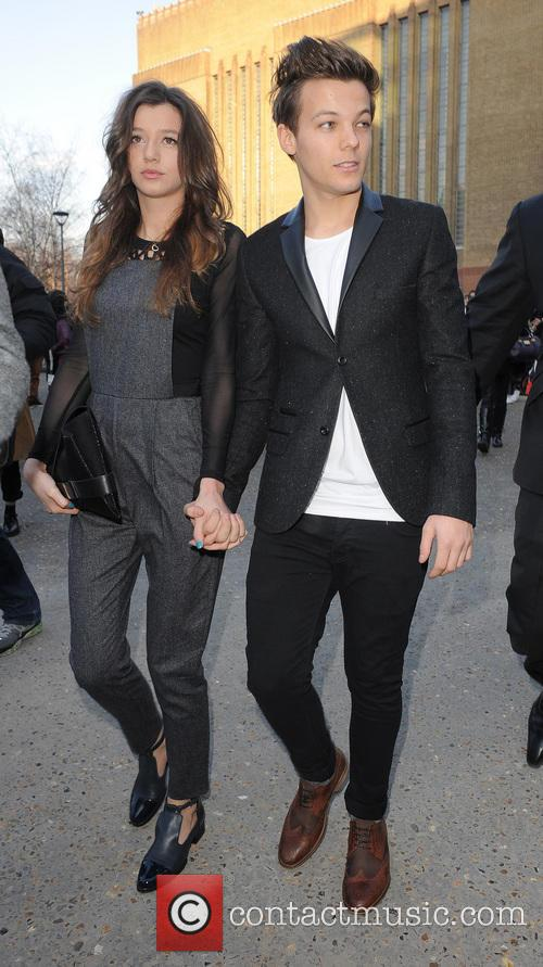 Louis Tomlinson and Eleanor Calder 5