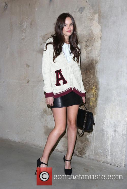 Atlanta De Cadenet, London Fashion Week
