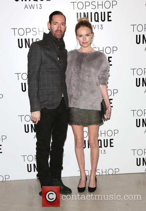 Kate Bosworth and Boyfriend Michael Polish 5