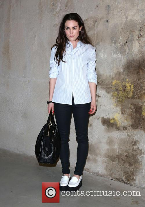 Tallulah Harlech, London Fashion Week