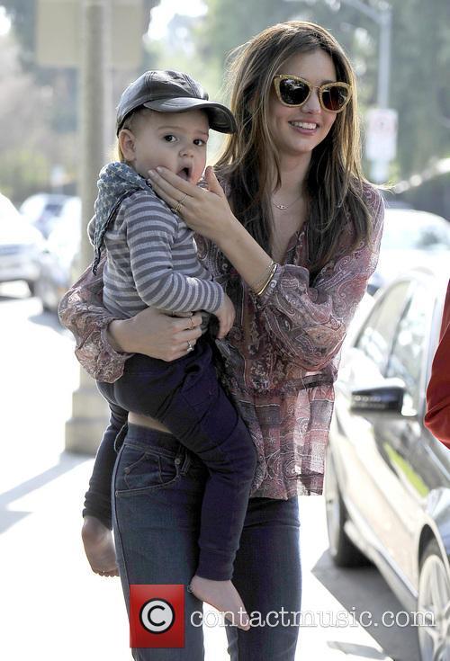 Miranda Kerr and Flynn Bloom 3