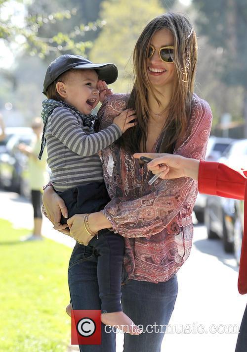 Miranda Kerr and Flynn Bloom 6