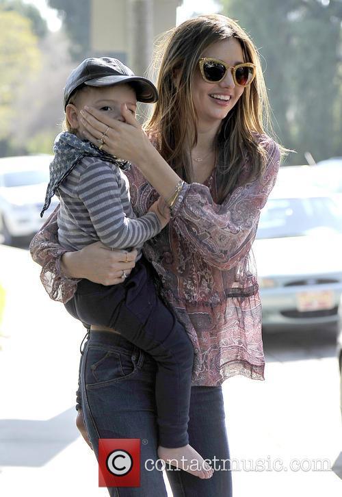 Miranda Kerr and Flynn Bloom 7
