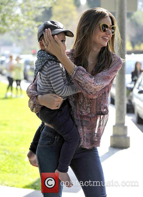 Miranda Kerr and Flynn Bloom 9