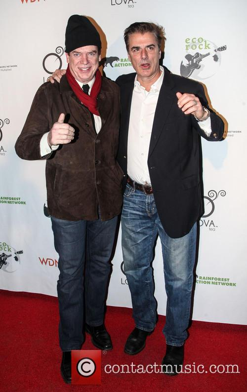 Chris Mcdonald and Chris Noth 2
