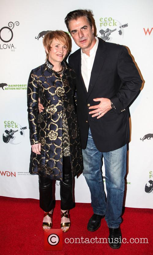 Shawn Colvin and Chris Noth 1