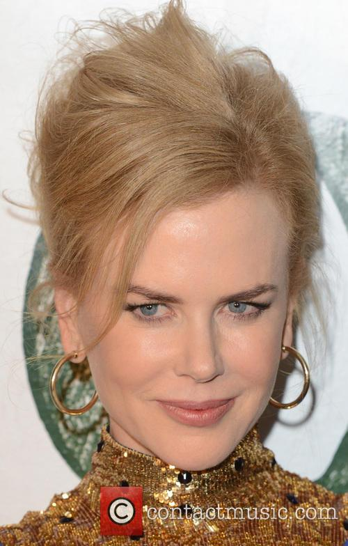 Nicole Kidman at the Stoker premiere
