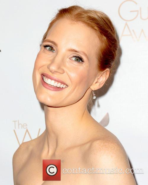 jessica chastain writers guild awards 3506840