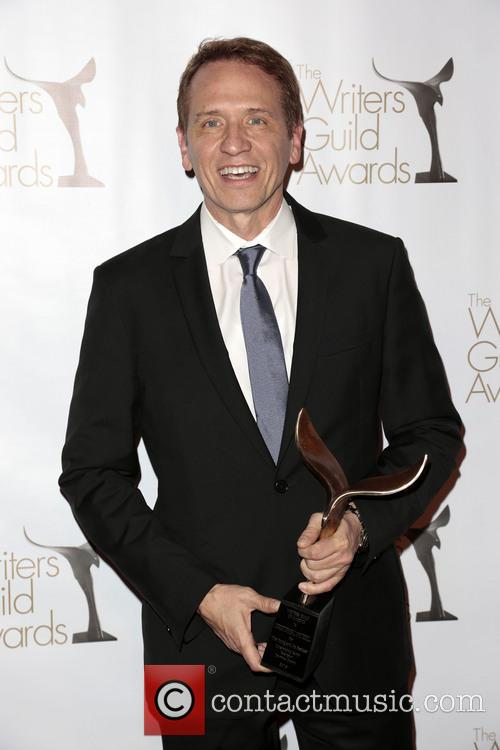 Writer Christopher Whitesell, Winner Of The Writers Guild Award For Outstanding Script Television and Daytime Drama 2
