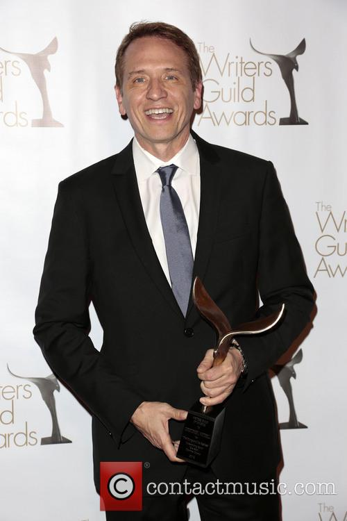 Writer Christopher Whitesell, Winner Of The Writers Guild Award For Outstanding Script Television and Daytime Drama 3