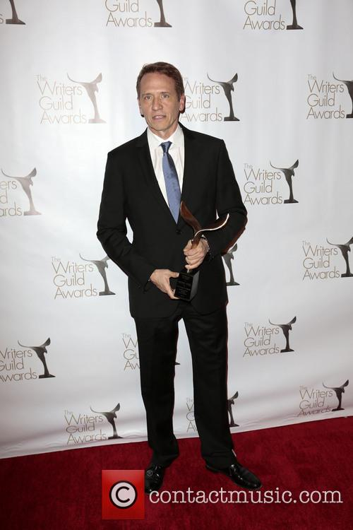Writer Christopher Whitesell, Winner Of The Writers Guild Award For Outstanding Script Television and Daytime Drama 1