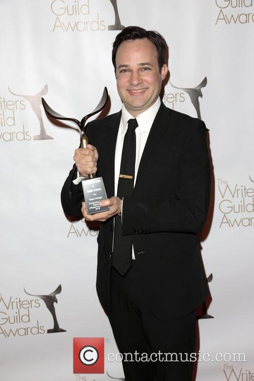 Danny Strong, Winner Of The Writers Guild Award For Outstanding Script Television and Adapted Long Form 5