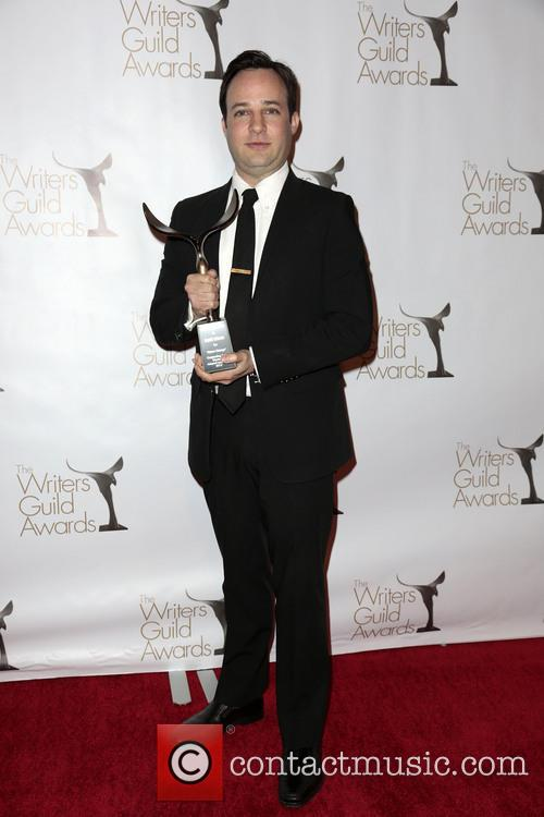 Danny Strong, Winner Of The Writers Guild Award For Outstanding Script Television and Adapted Long Form 6