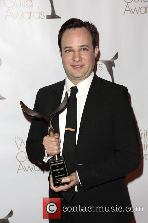 Danny Strong, Winner Of The Writers Guild Award For Outstanding Script Television and Adapted Long Form 7
