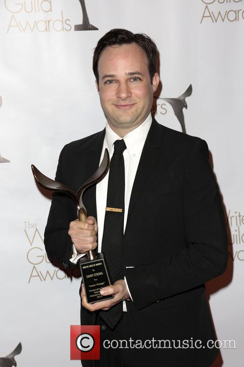 Danny Strong, Winner Of The Writers Guild Award For Outstanding Script Television and Adapted Long Form 8