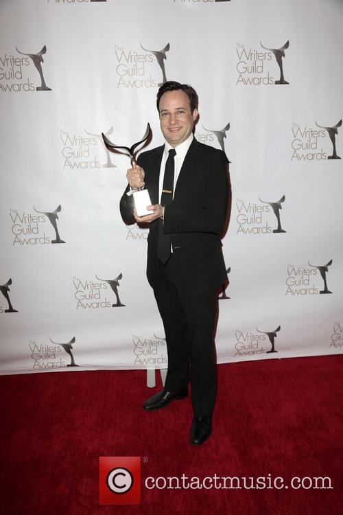 Danny Strong, Winner Of The Writers Guild Award For Outstanding Script Television and Adapted Long Form 1