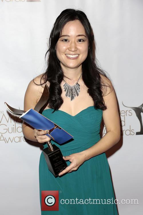 Writer Elaine Ko and Winner Of The Writers Guild Award For Episodic Comedy 3