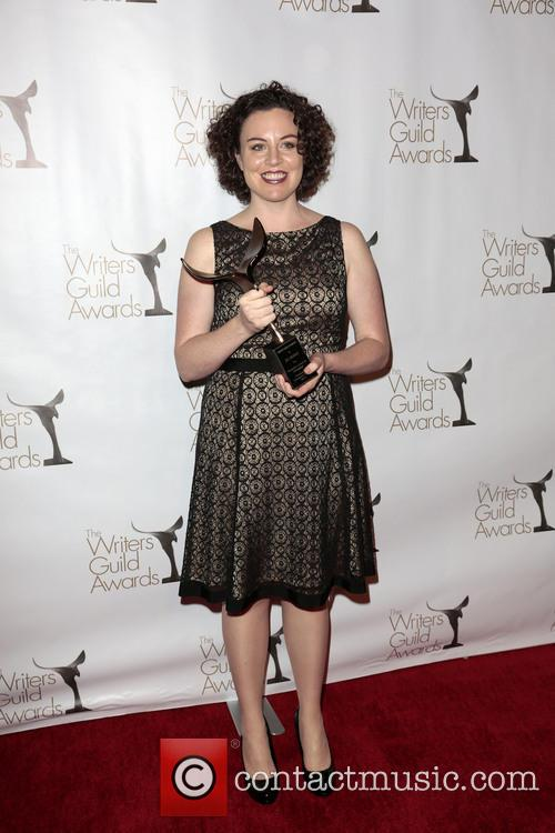 Writer Jill Murray and Winner Of The Writers Guild Award For Outstanding Video Game Writing 2