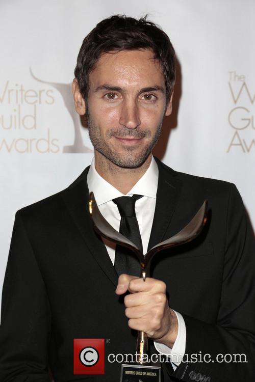 Writer Malik Bendjelloul and Winner Of The Writers Guild Award For Documentary Screenplay 2