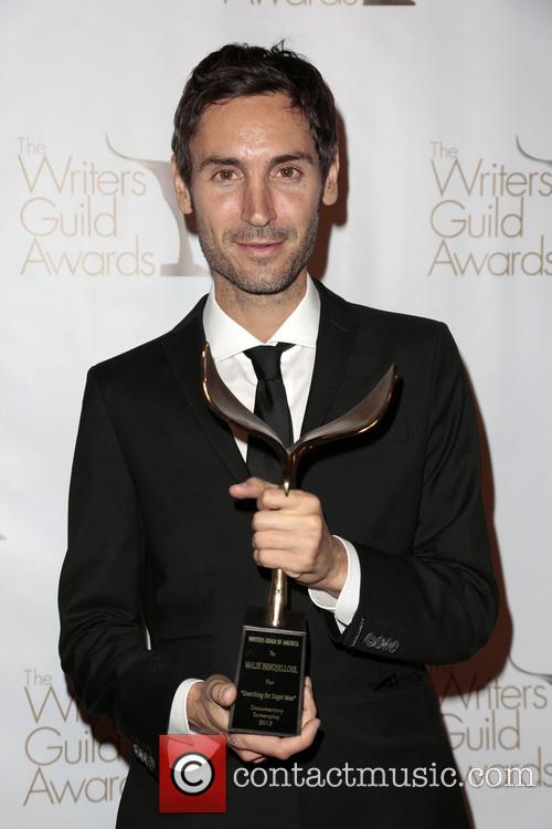 Writer Malik Bendjelloul and Winner Of The Writers Guild Award For Documentary Screenplay 3