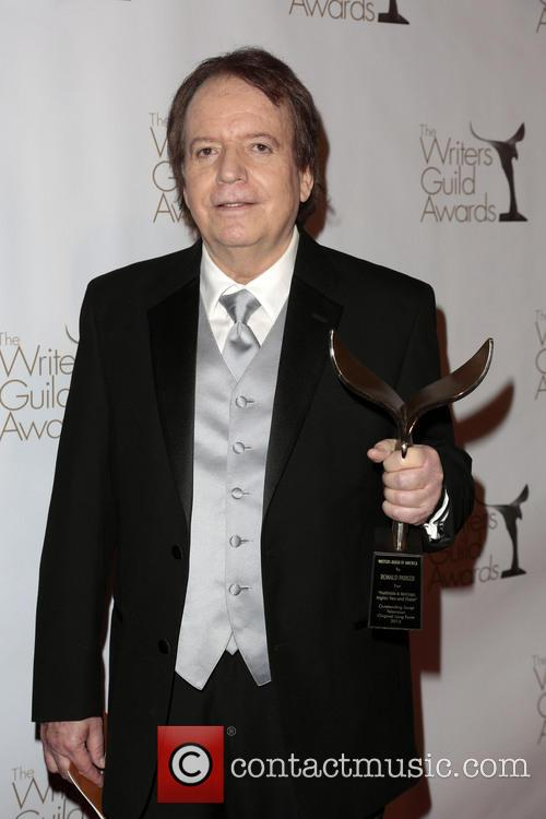 Writer Ronald Parker, winner of the Writers Guild Award for Long Form - Original TV, Writers Guild Awards
