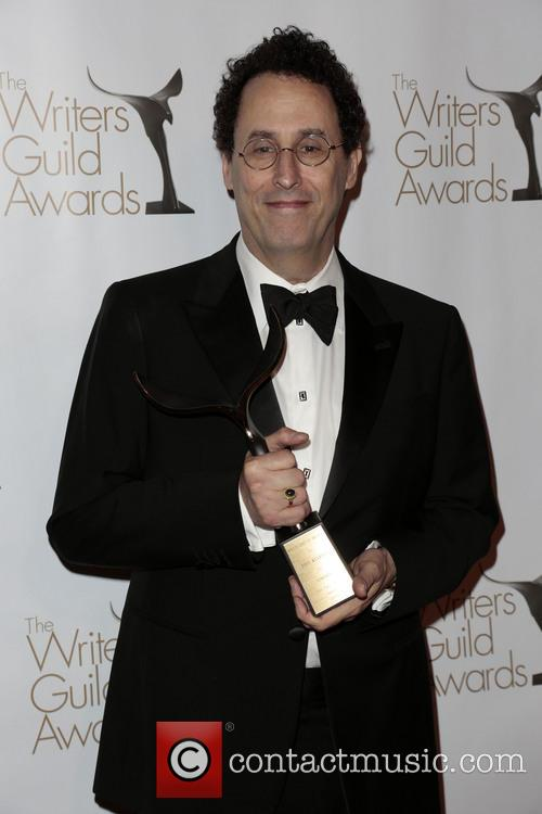 Tony Kushner, winner of the Writers Guild Award for Adapted Screenplay, Writers Guild Awards