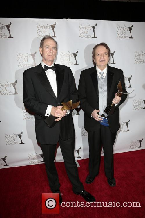 Ronald Parker, Winners Of The Writers Guild Award For Long Form - Original Tv and Mann 2