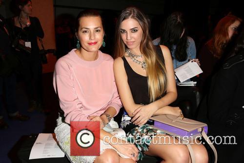 Amber Le Bon and Yasmin Le Bon 4