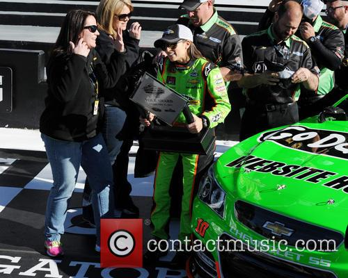 danica patrick danica patrick poses after becoming the 3511671