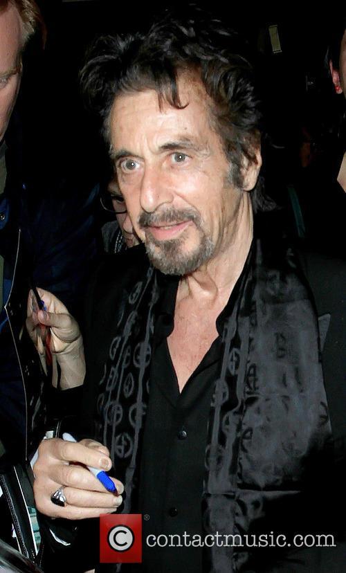 Al Pacino 8th Annual