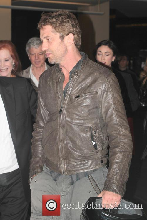 Celebrities leaving the 8th Annual Los Angeles Italia Film