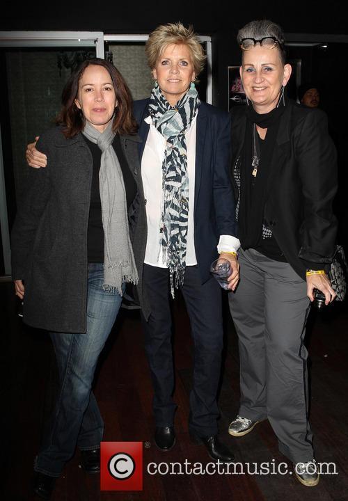 Meredith Baxter, Doria Biddle and Andrea Krauss 1