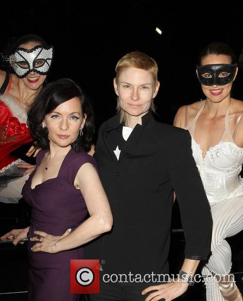 Guinevere Turner and Guest 5